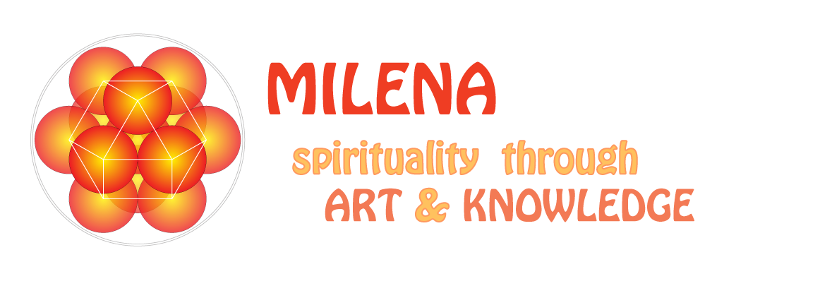 Milena spirituality through art & knowledge